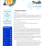Front Cover of The Gritty Truth Edition 5- Autumn 2011