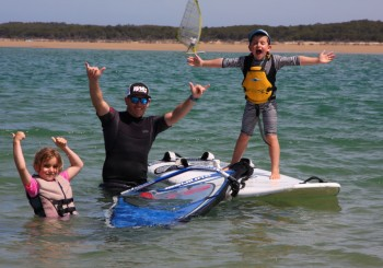 Discover Windsurfing Day – 10 Jan 2016